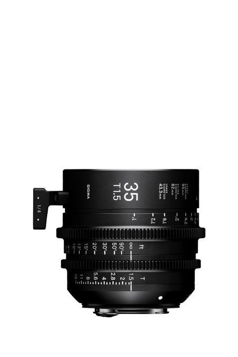 4340968 - Sigma 35mm T1.5 PL Mount
