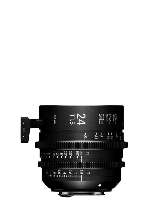 440F966 - Sigma 24mm T1.5 Canon EF Mount