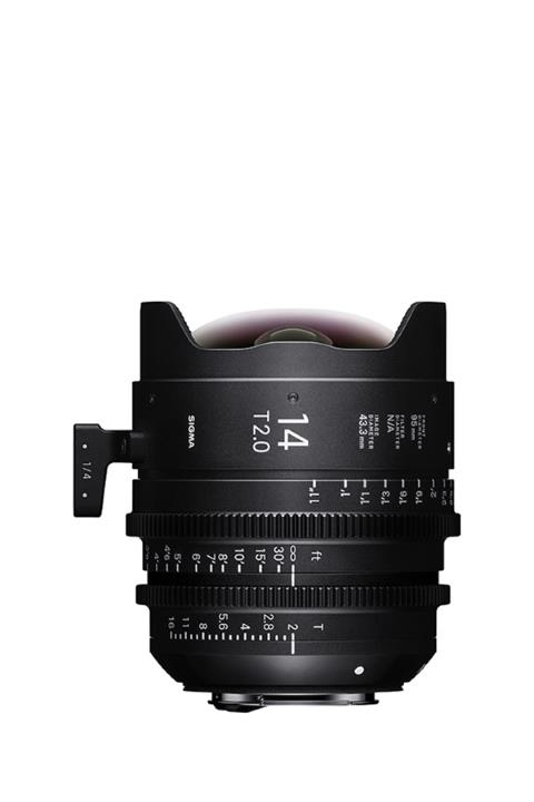 4450966 - Sigma 14mm T2 Cine Lens for