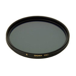 Sigma Ex DG Polarised Lens Filter W