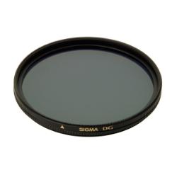 Sigma Ex Circular Polarizer (CPL) Lens Filter