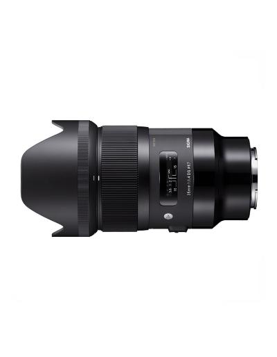 Sigma 35mm f/1.4 DG HSM Art for Sony E-Mount