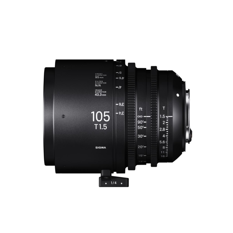 00ZSG105T12CL - Sigma 105mm T1.5