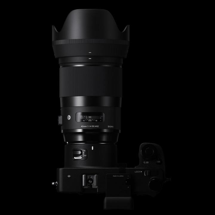 00ZSG40F1.4DGHSM - Sigma 40mm f/1.4 DG HSM