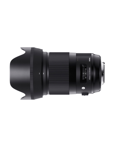 Sigma 40mm f/1.4 DG HSM Art Lens for Nikon