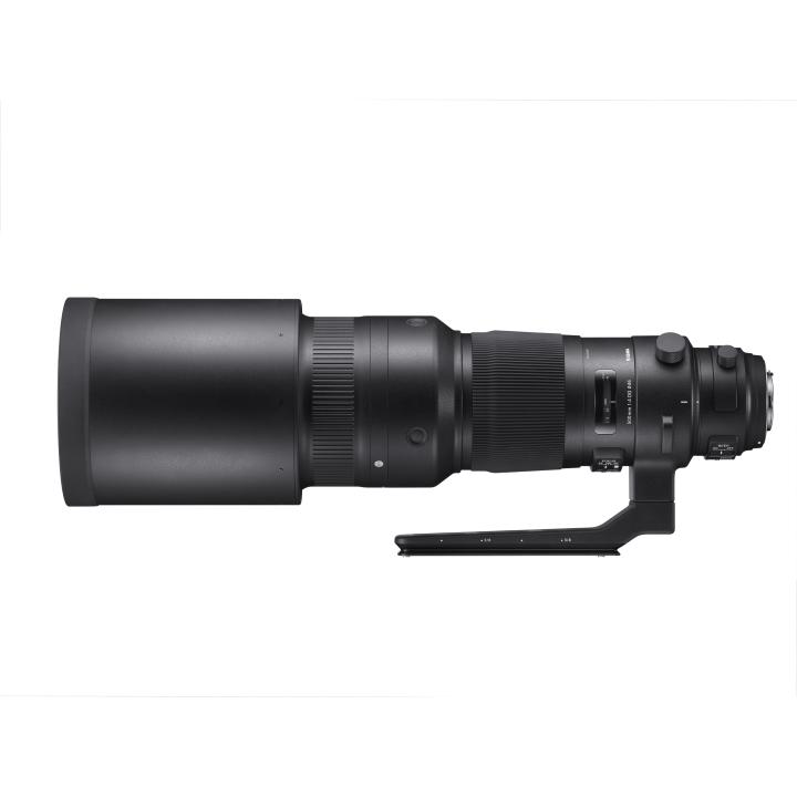 00ZSG500F4DGS - Sigma 500mm f/4 DG OS HSM