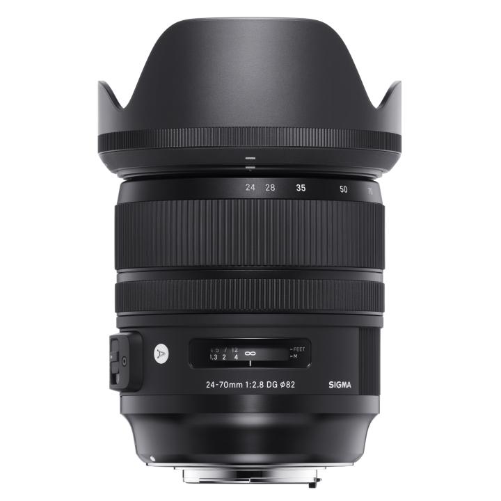 00ZSG2470F28DGA - Sigma 24-70mm f/2.8