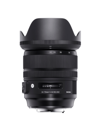 Sigma 24-70mm f/2.8 DG OS HSM Art Lens for Nikon