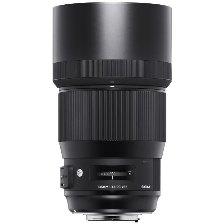 00ZSG135F18ART - Sigma 135mm f/1.8 DG HSM Art
