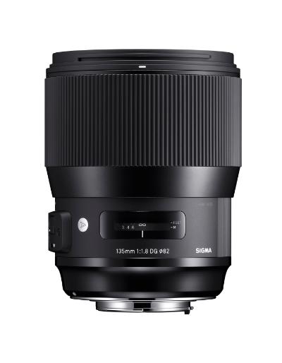 Sigma 135mm f/1.8 DG HSM Art Lens for SIGMA