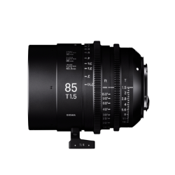 Sigma 85mm T1.5 FF High Speed Prime Cine Lens