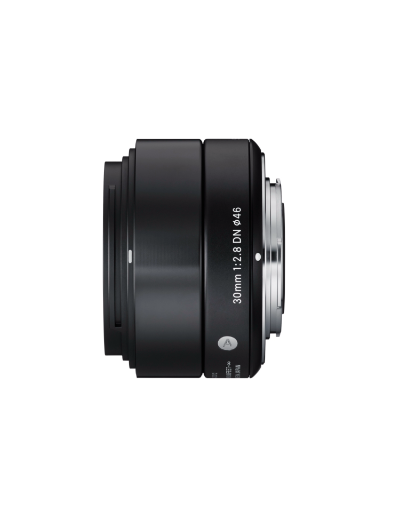 Sigma 30mm f/2.8 DN Silver Art Lens for Micro Four Thirds