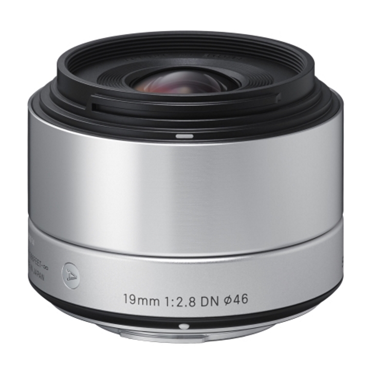 ZSW19DNAS - Sigma 19mm f/2.8 DN Art Lens