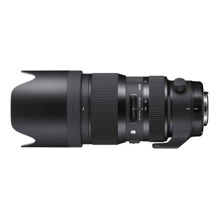 00ZSG50100F18DCA - Sigma 50-100mm f/1.8 DC HSM