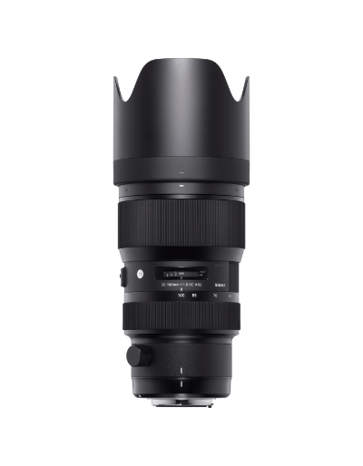 Sigma 50-100mm f/1.8 DC HSM Art Lens for SIGMA