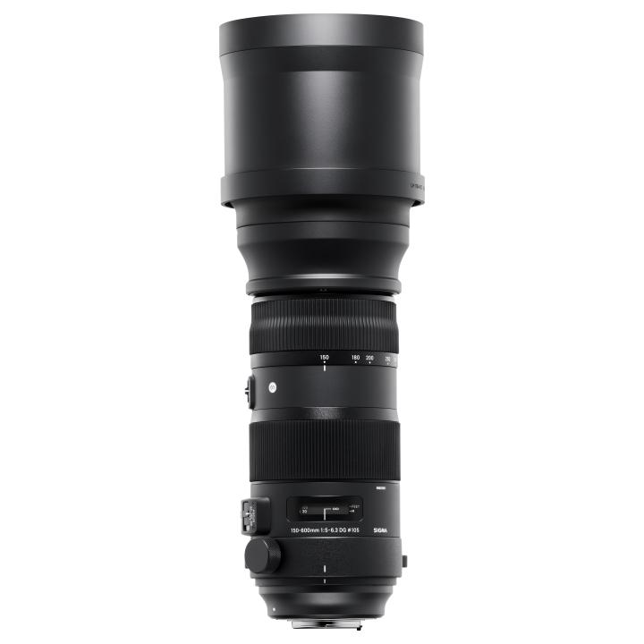 00ZSG150600F563S - Sigma 150-600mm f/5-6.3