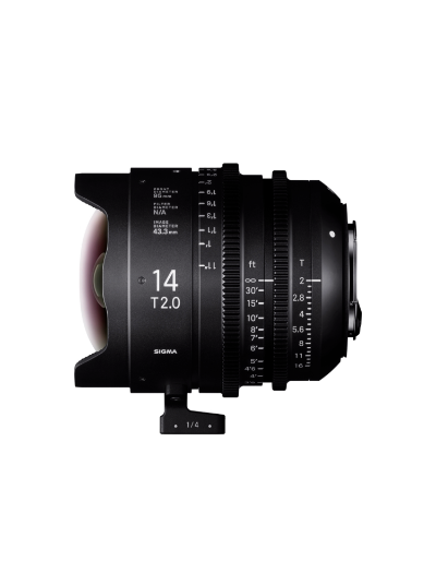 Sigma 14mm T2 FF High Speed Prime Cine Lens