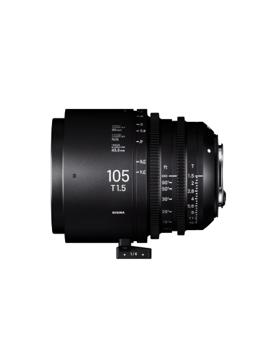 Sigma 105mm T1.5 FF High Speed Prime Cine Lens