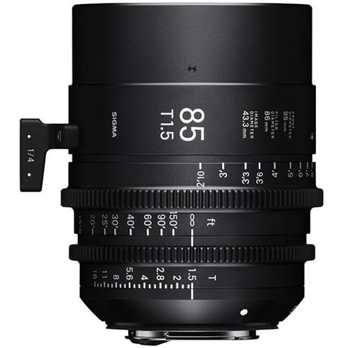 WZV968 - Sigma 5 Cine Lens Kit