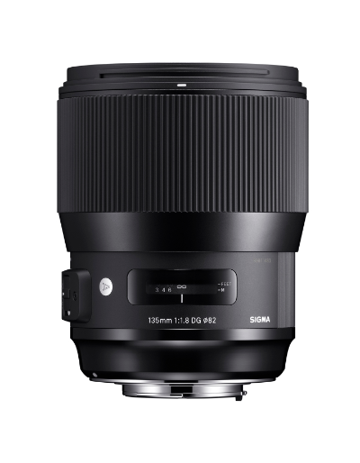 Sigma 135mm f/1.8 DG HSM Art Lens for SIGMA