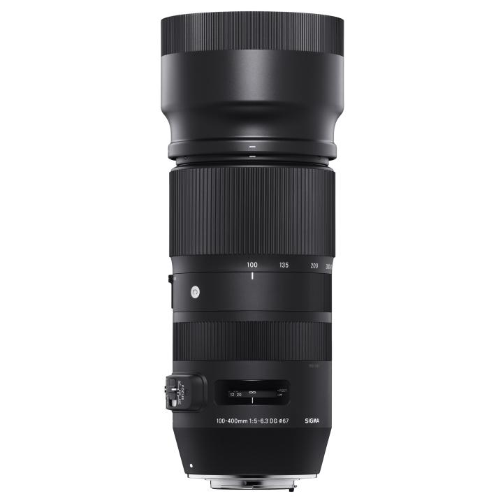 00ZSG100400F56.3 - Sigma 100-400mm f/5-6.3 DG OS