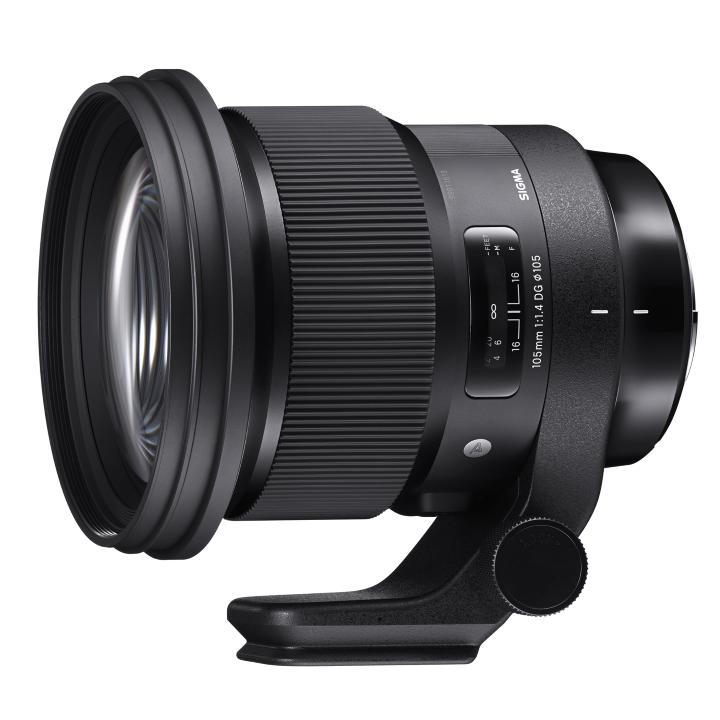00ZSG105F14A - Sigma 105mm f/1.4 DG HSM Art