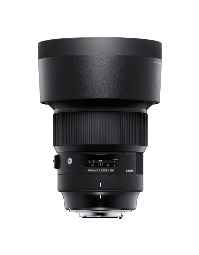 Sigma 105mm f/1.4 DG HSM Art Lens for Sigma