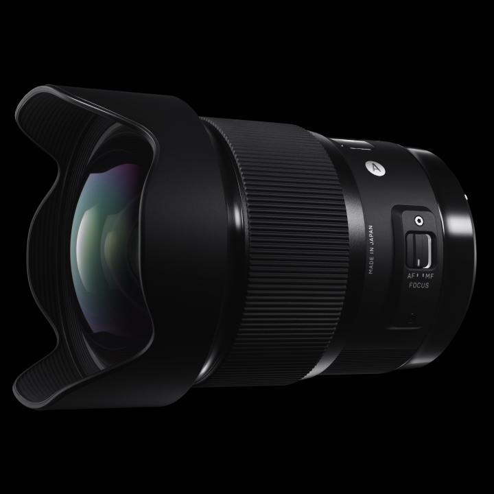 00ZSG20F14DGART - Sigma 20mm f/1.4 DG HSM Art