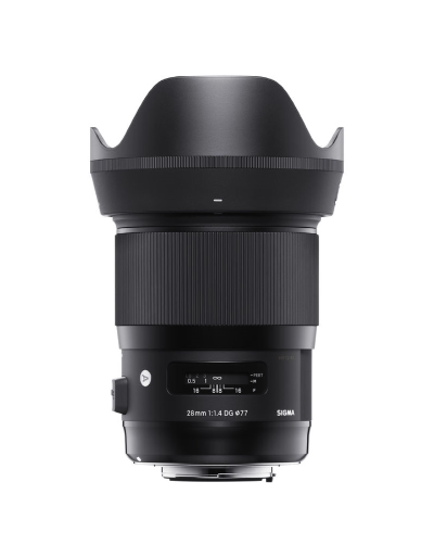 Sigma 28mm f/1.4 DG HSM Art Lens for L-Mount