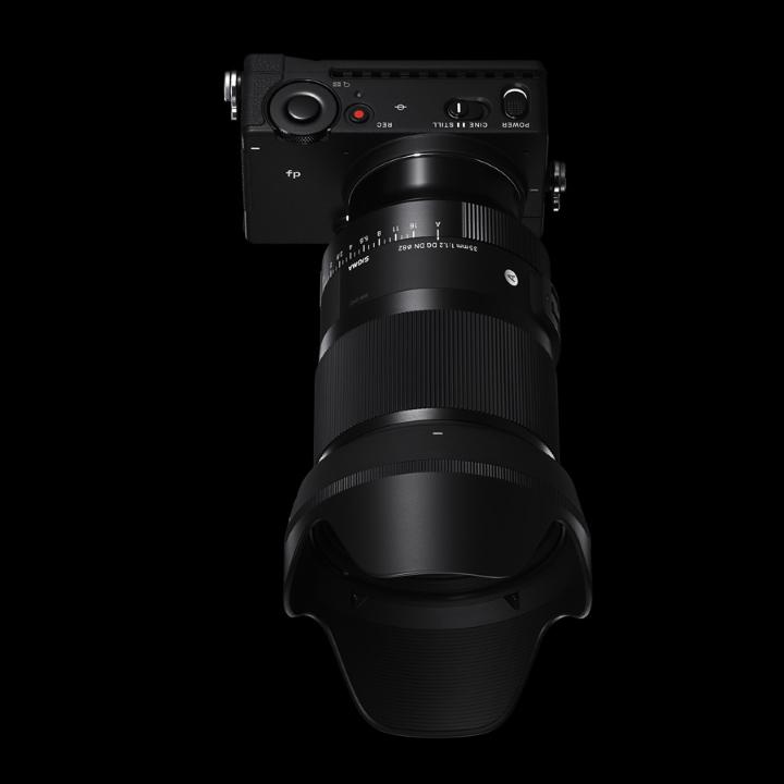 00ZSGAF35MMF1.2A - Sigma 35mm f/1.2 DG DN Art