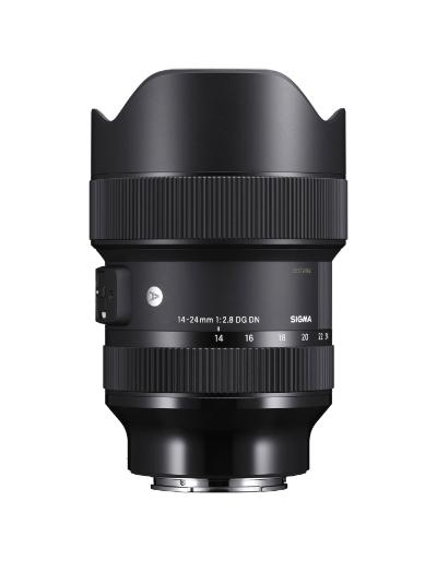Sigma 14-24mm f/2.8 DG DN Art Lens for L-Mount