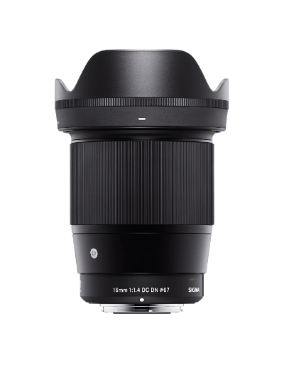 Sigma 16mm f/1.4 DC DN Contemporary Lens