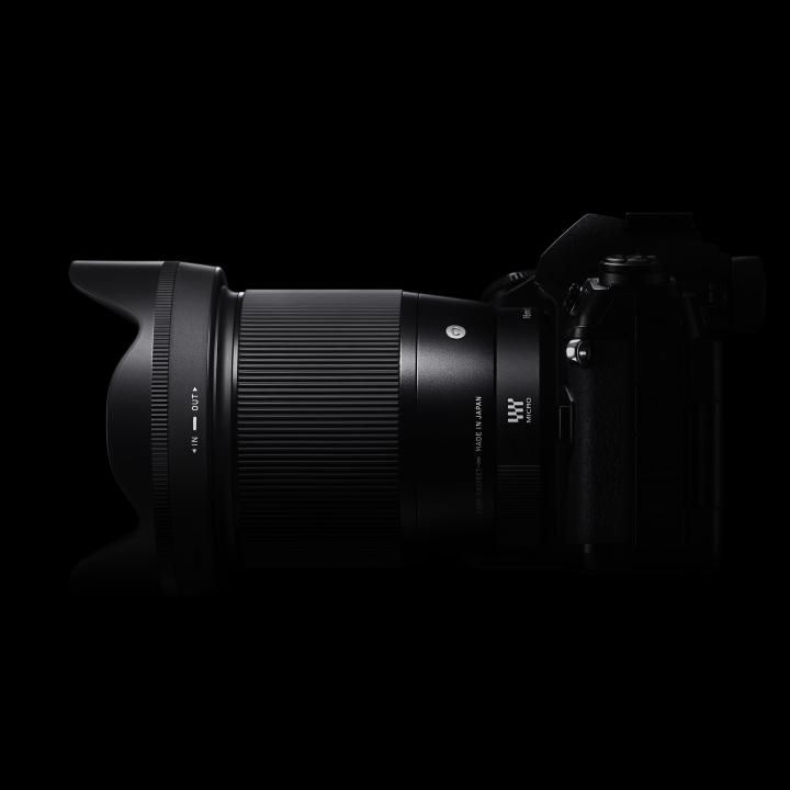 00ZSG16F14DCCON - Sigma 16mm f/1.4 DC DN