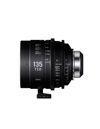 Sigma 135mm T2 Cine Lens for PL Mount /i-Technology