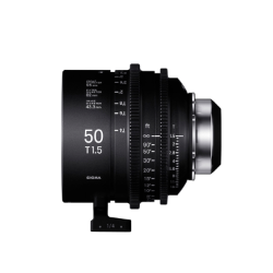 Sigma 50mm T1.5 Cine Lens for PL Mount /i-Technology
