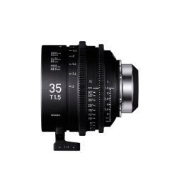 Sigma 35mm T1.5 Cine Lens for PL Mount /i-Technology