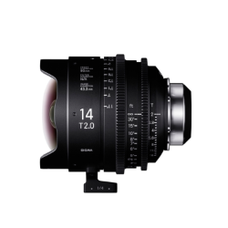 Sigma 14mm T2 Cine Lens for PL Mount /i-Technology