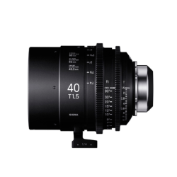 Sigma 40mm T1.5 Cine Lens for PL Mount /i-Technology