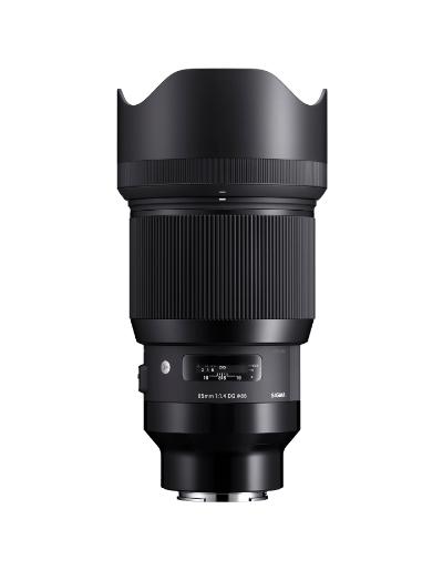 Sigma 85mm f/1.4 DG HSM Art Lens for L-Mount **