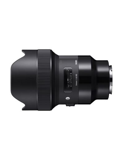 Sigma 14mm f/1.8 DG HSM Art for Sony E-Mount