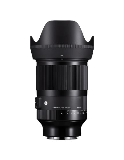 Sigma AF 35mm f/1.2 DG DN Art Lens Sony-E Mount