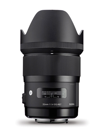 Sigma 35mm f/1.4 DG HSM Art Lens for Sigma