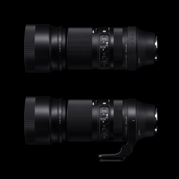 Sigma 100-400mm f/5-6.3 DG DN OS Contemporary Lens for Sony E-Mount