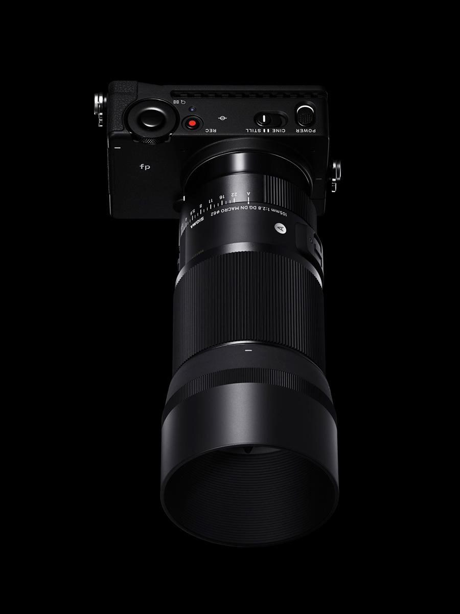 00ZSG105F28DGDN - Sigma 105mm f/2.8 DG DN Macro