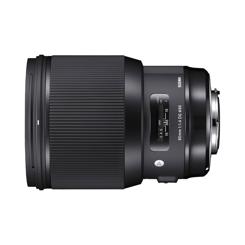 Sigma 85mm f/1.4 DG HSM Art Lens for Nikon