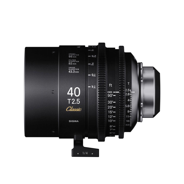 Sigma 10 Cine Lens Classic Kit 14/20/24/28/3540/50/85/105/135 PMC-002+PMC-005 PL Ft /i-Techn