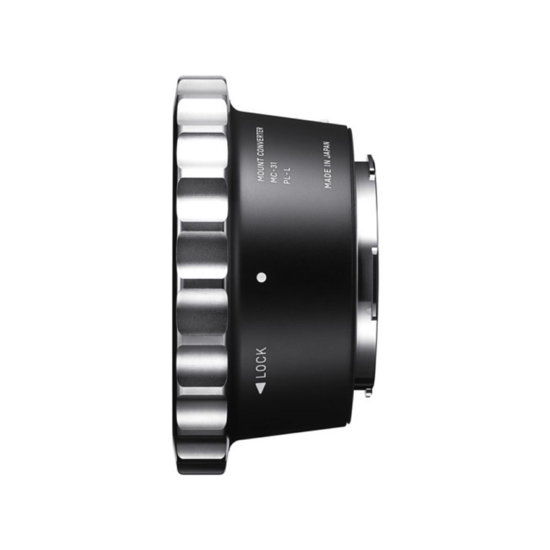 Sigma Mount Converter MC-31 PL-L