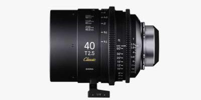 Cine Lenses | Sigma Photo Australia